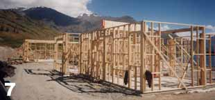7) Wall Framing