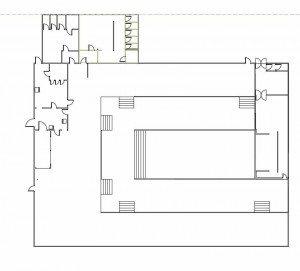 Planning Nightclubs - adding walls