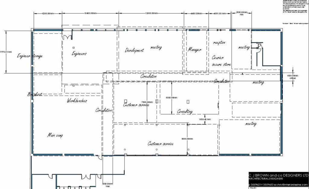 Office planning technique and how to plan instructions for Interior design space planning questionnaire