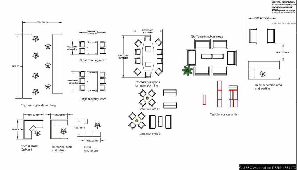 Office planning technique and how to plan instructions for Office furniture layout planner